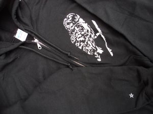 Image of The Owl Hooded Sweatshirt