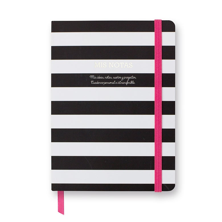 Image of Libreta de Rayas - Stripes notebook