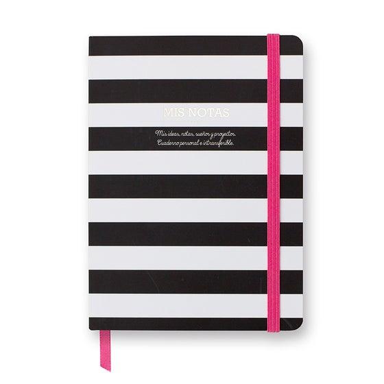 Image of Libreta de Rayas - Stripes notebook