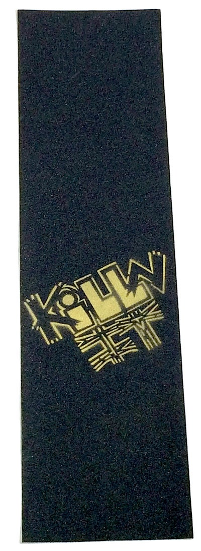 Image of K-iLL-N iT Black Magic Griptape GOLD