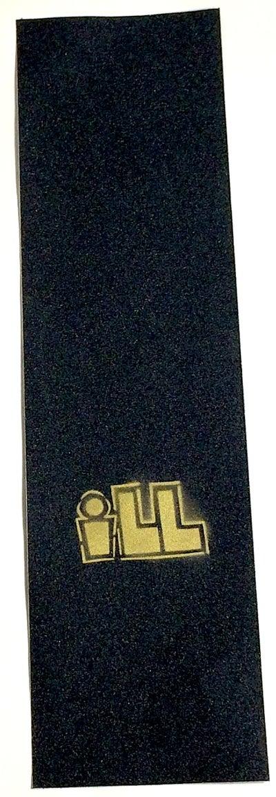 Image of iLL Black Magic Griptape GOLD