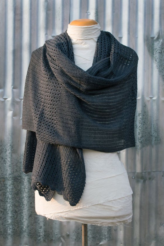 Image of Rocio Wrap/Shawl/Scarf