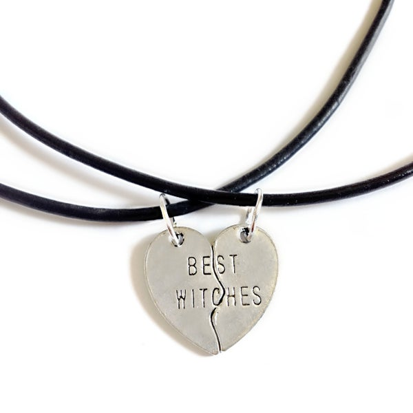 Image of 'Best Witches' Friendship Choker Set