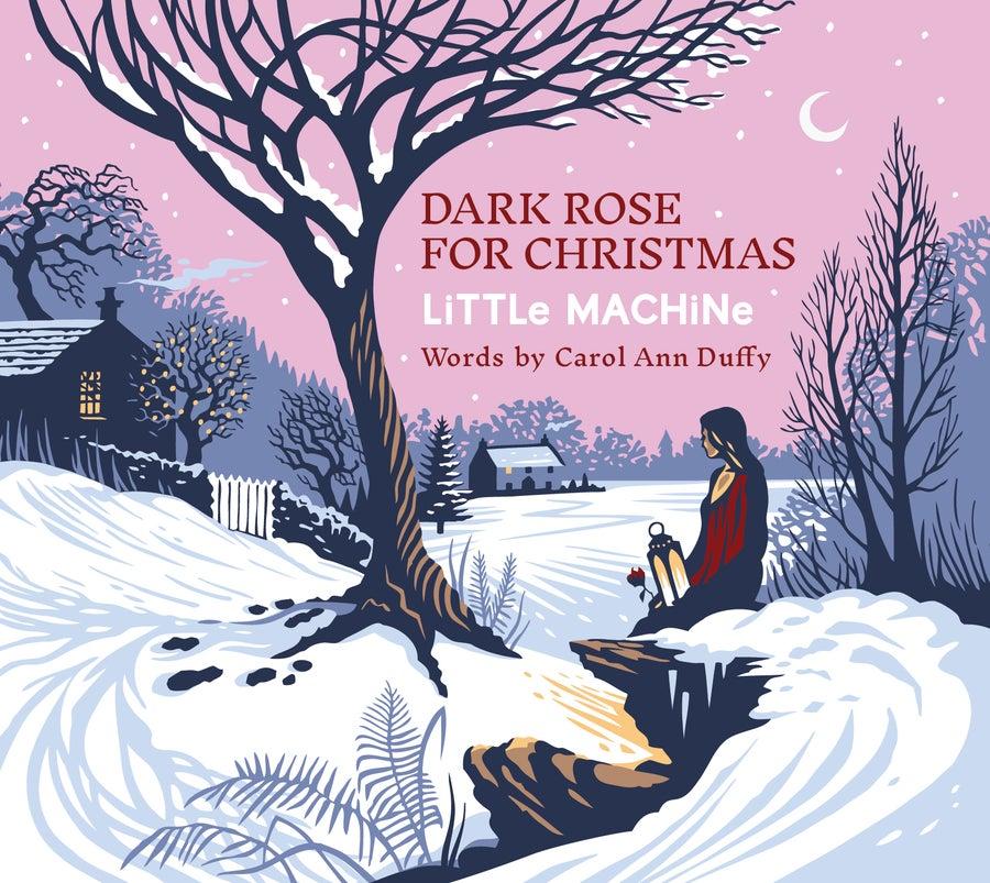 Image of Dark Rose For Christmas