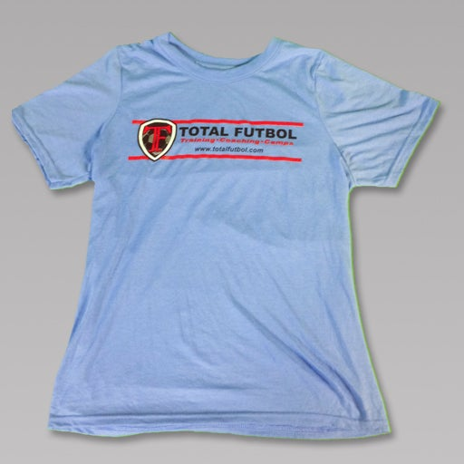 Image of 2015 Carolina Blue Short-Sleeve TF Training Shirt