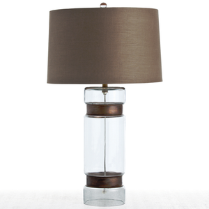 Image of Garrison Cylinder Table Lamp