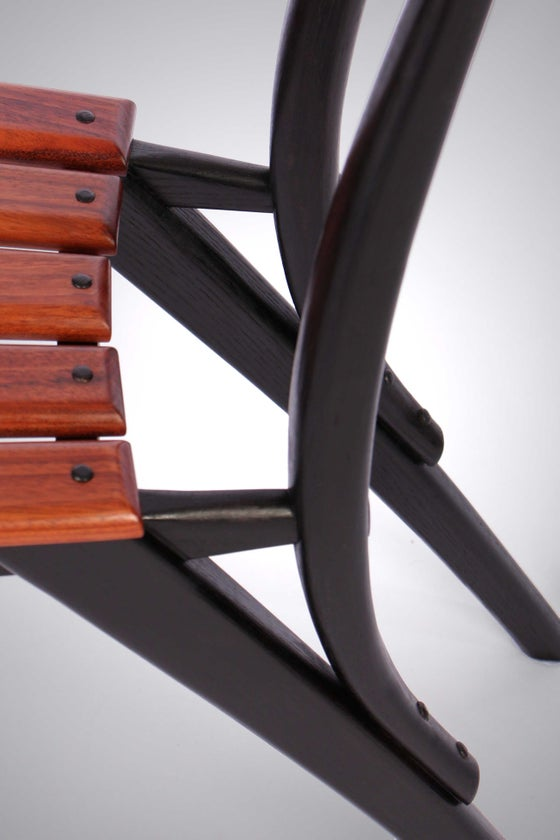 Image of Jatoba Cafe Chair