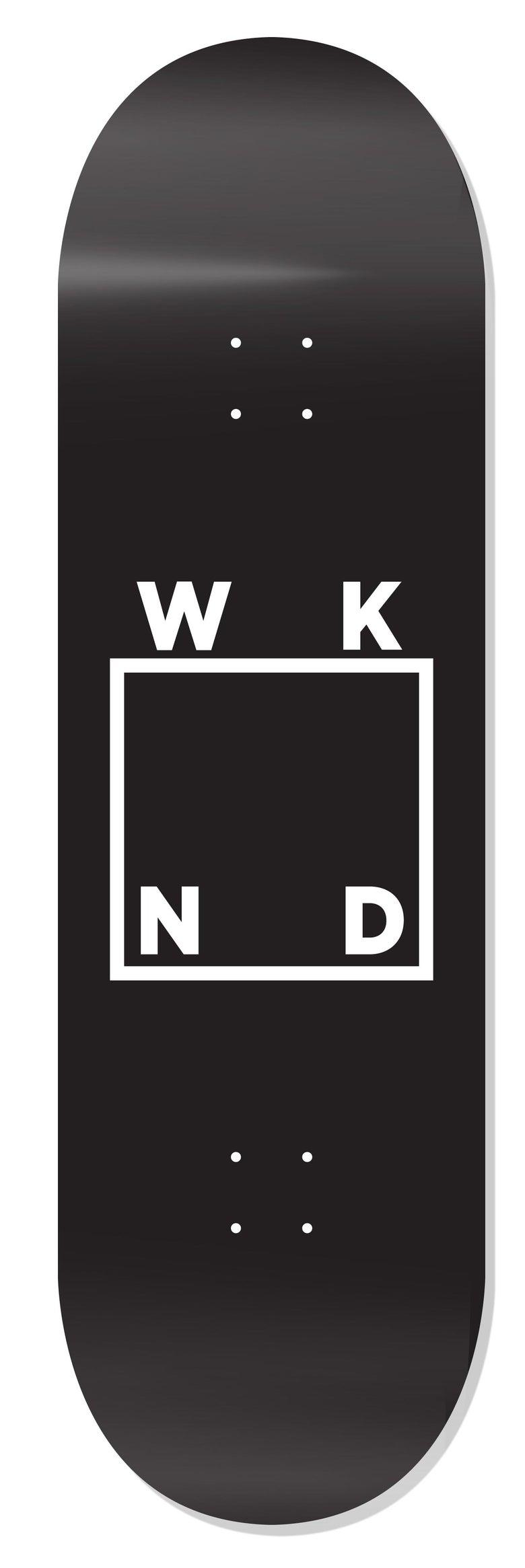 """Image of WKND Logo Black - 8.25"""""""