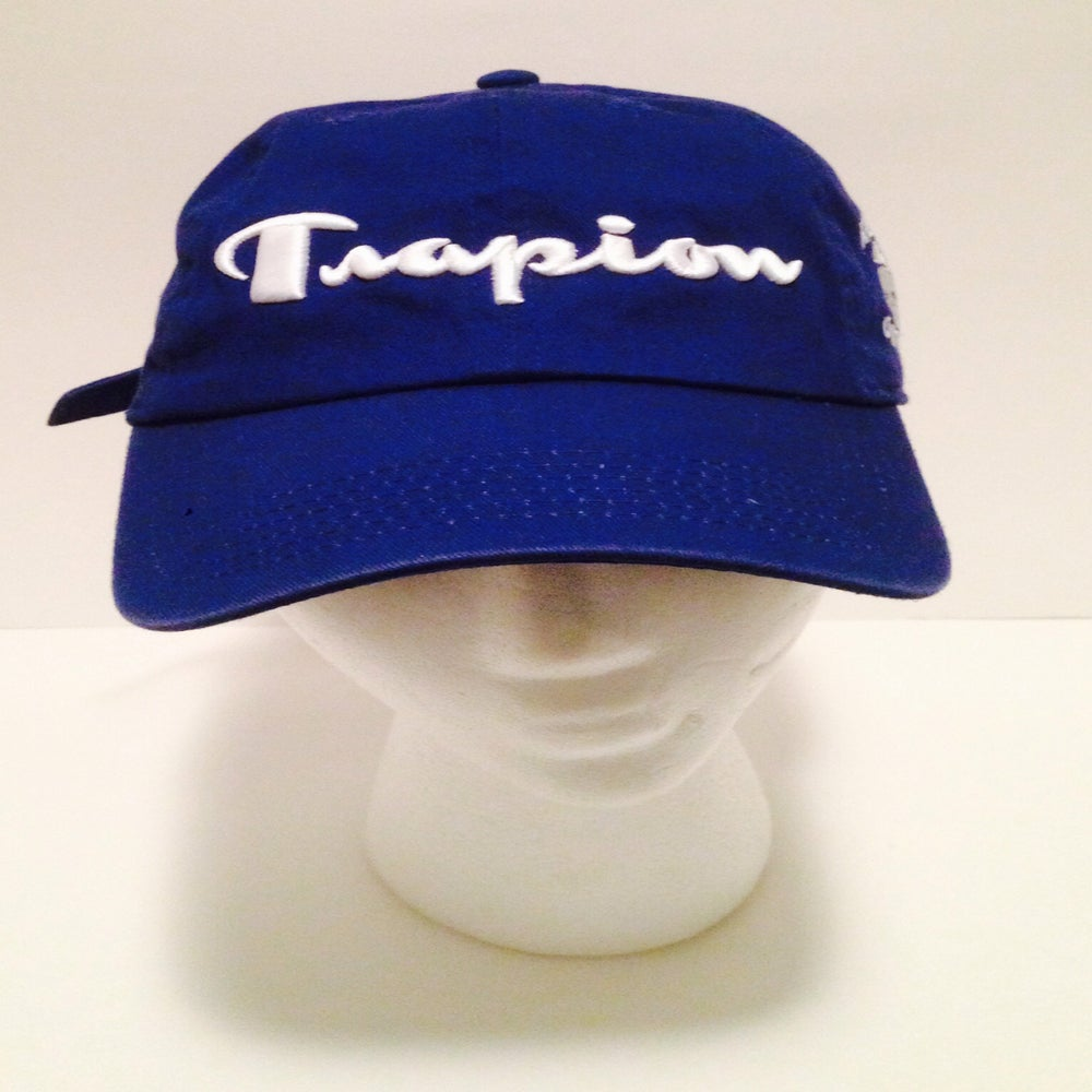 Image of Trapion strap back royal