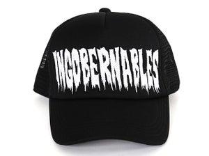 Image of 'Los Ingobernables' Tetsuya Naito Trucker Cap