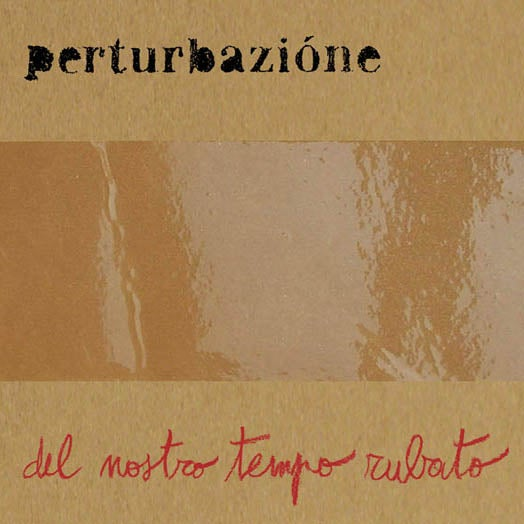 Image of Del nostro tempo rubato - CD/2LP
