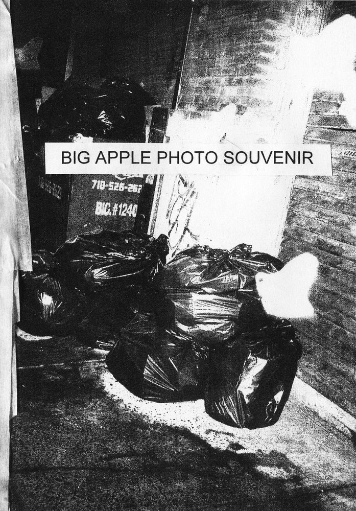 Image of Big Apple Photo Souvenir