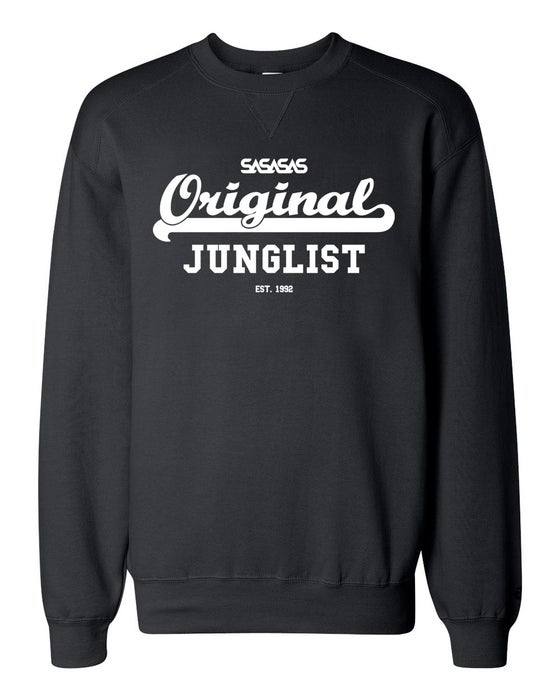 Image of Original Junglist Crew Neck Jumper