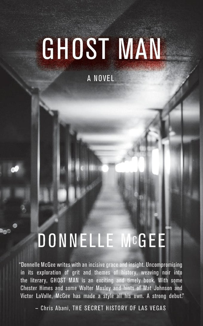 Image of Ghost Man by Donnelle McGee
