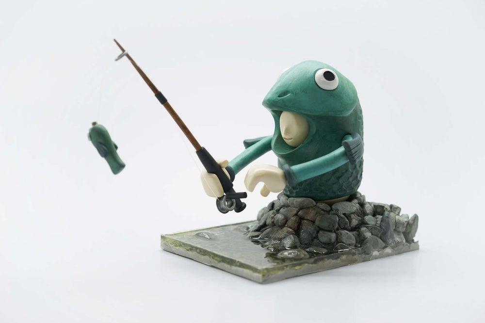 Image of Fishing Fish
