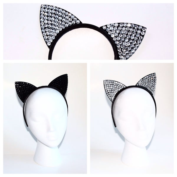 Image of Crystal Kitty Ears
