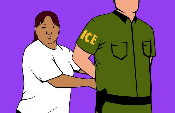 Image of Arrest ICE