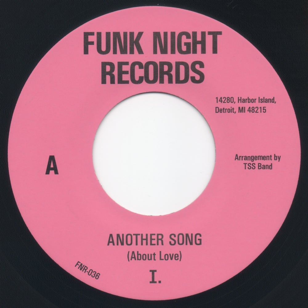 "Image of Another Song / Another Dub - 7"" Vinyl"