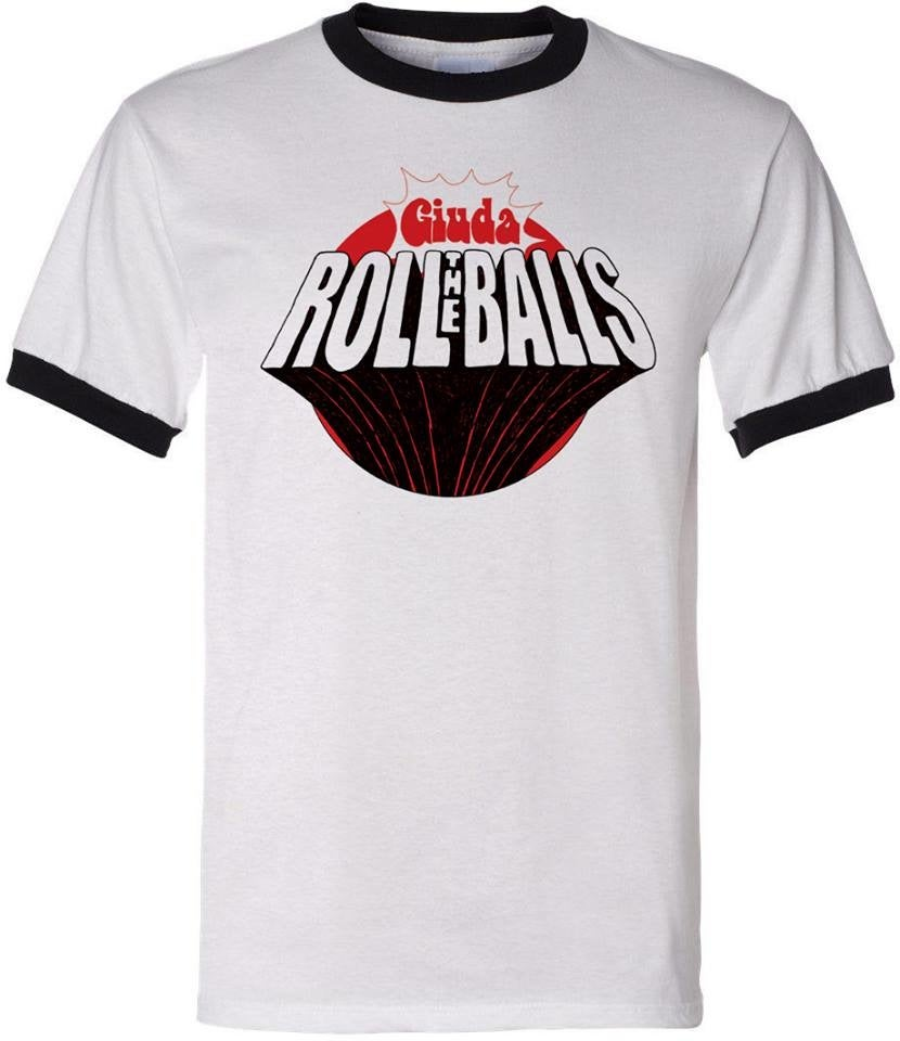 Image of Roll The Balls  T-shirt