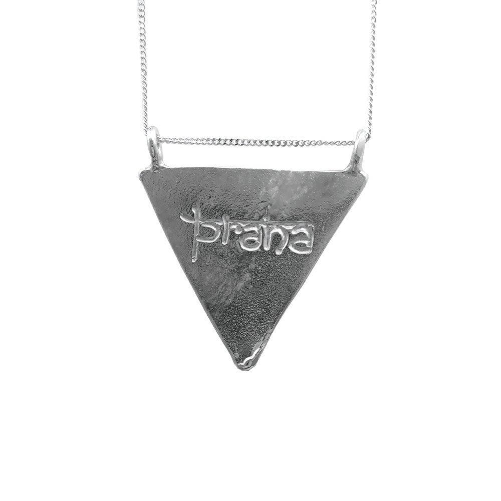 Image of Karmala Triangle Necklace Prana