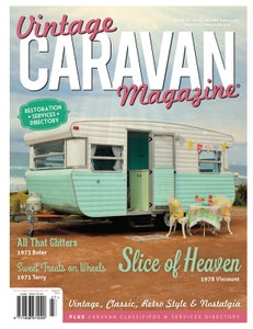 Image of Issue 27 Vintage Caravan Magazine