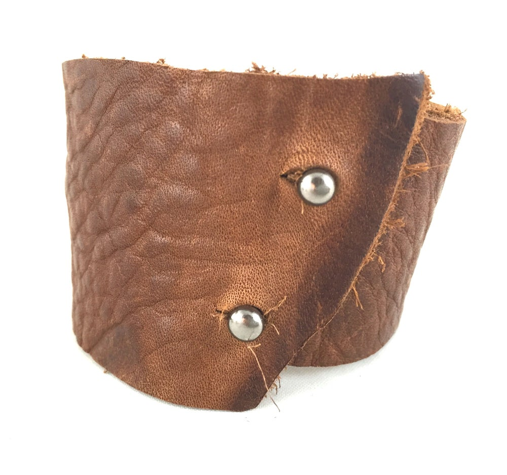 Image of double stud cuff