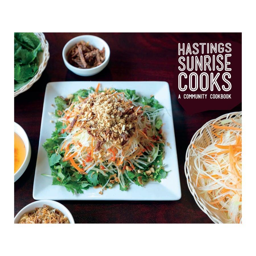 Image of Hastings Sunrise Cooks cookbook