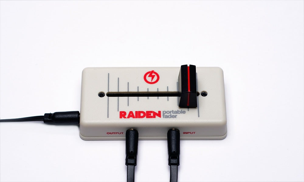 Image of Raiden Fader VVT-MK1 - OFF WHITE/RED