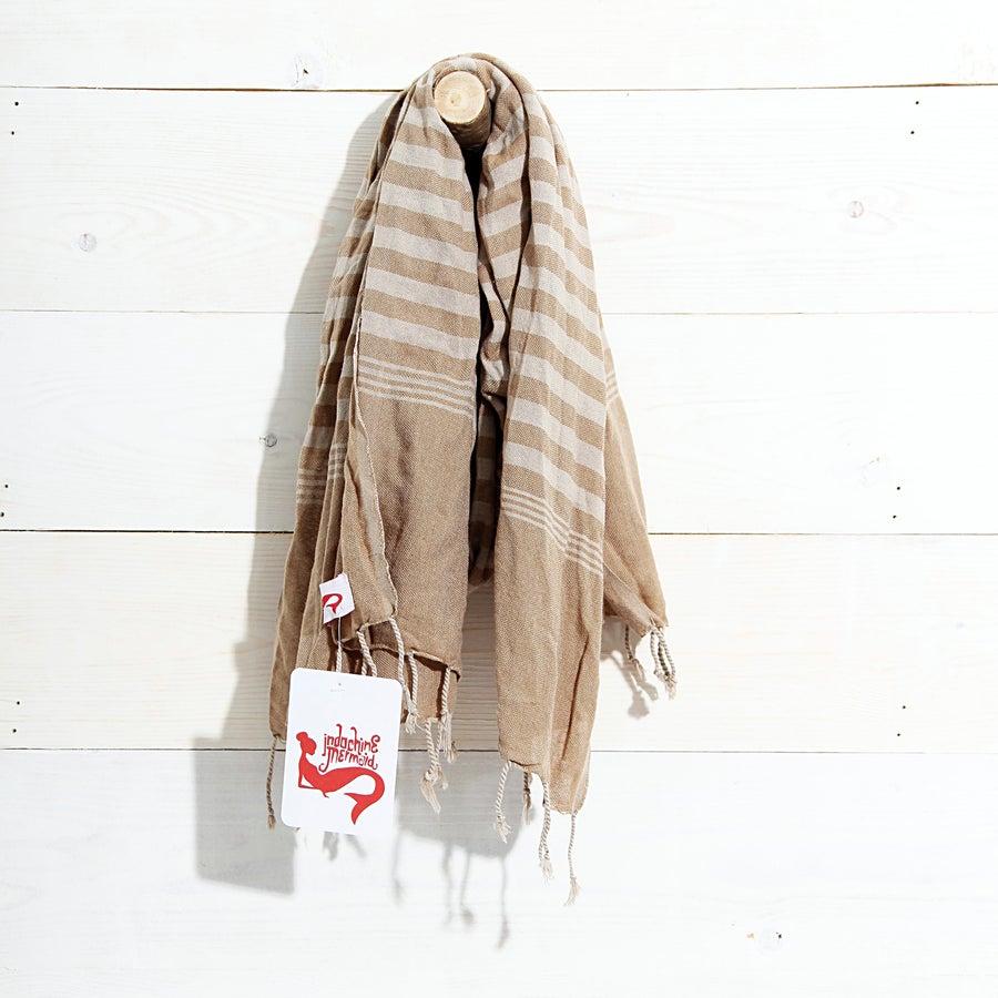 Image of Schal ∞ beige