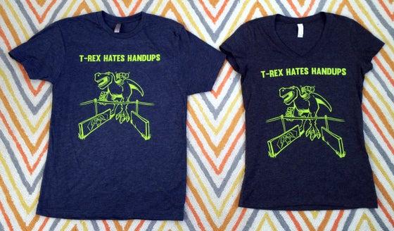 Image of T-REX HATES HANDUPS