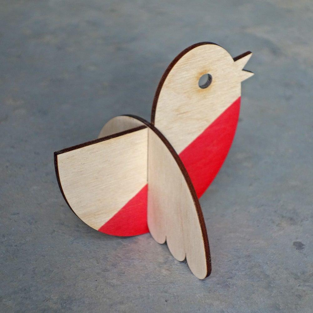 Image of Ornamental Christmas Robin