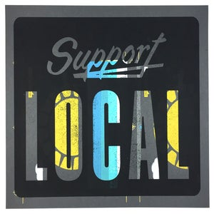 Image of Test Print 003 - Support Local 02