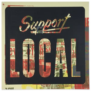 Image of Test Print 004 - Support Local 03