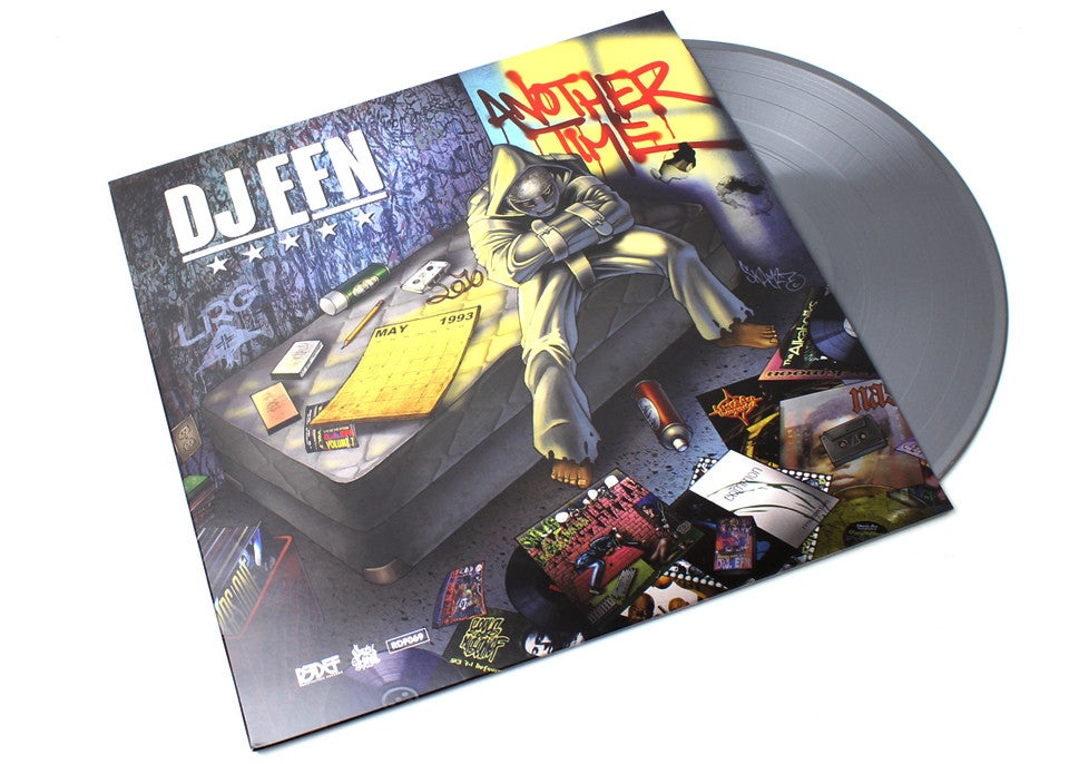 Image of DJ EFN - Another Time (vinyl)