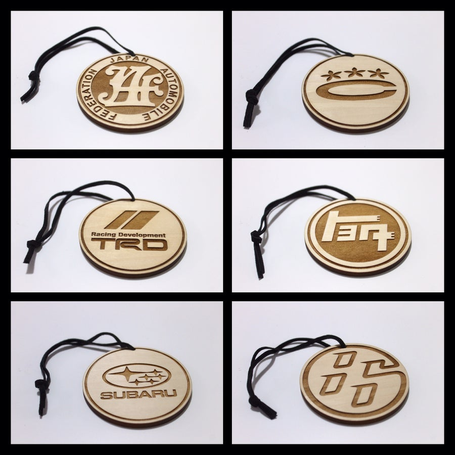 Image of Enthusiast Medallion Hangers