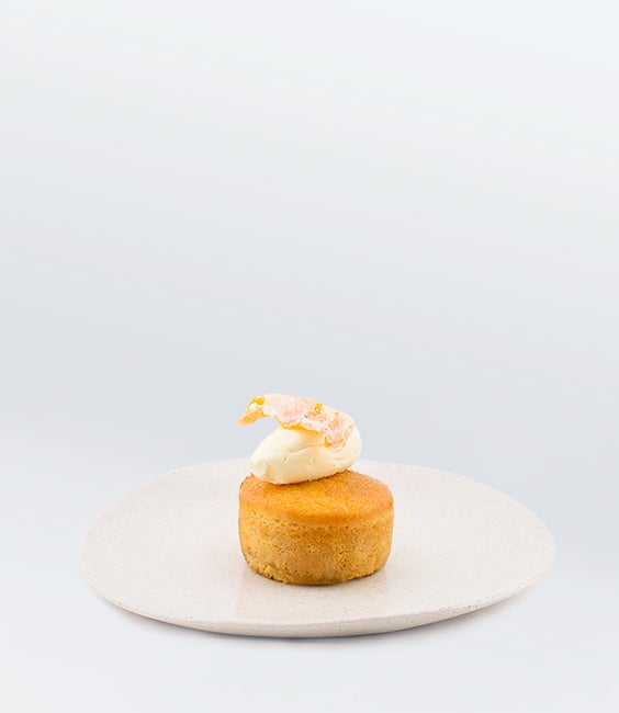 Image of Orange & Rosewater Cake <br>(Flourless) (More Sizes Available)