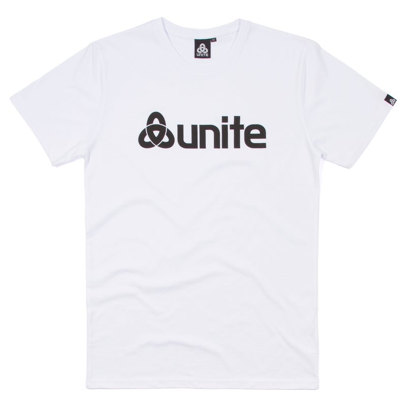 Image of Trademark Tee Shirt <br>White