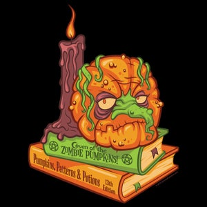 Image of Coven of the Zombie Pumpkins! T-Shirt