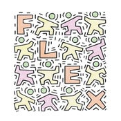 Image of Maya Wild- Flex- Unframed print