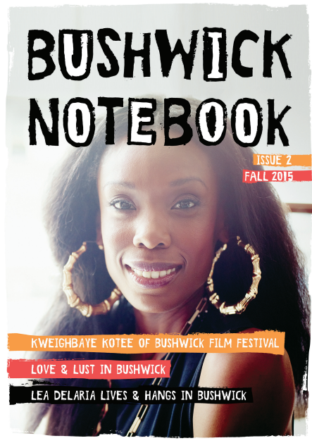 Image of Bushwick Notebook Issue 2