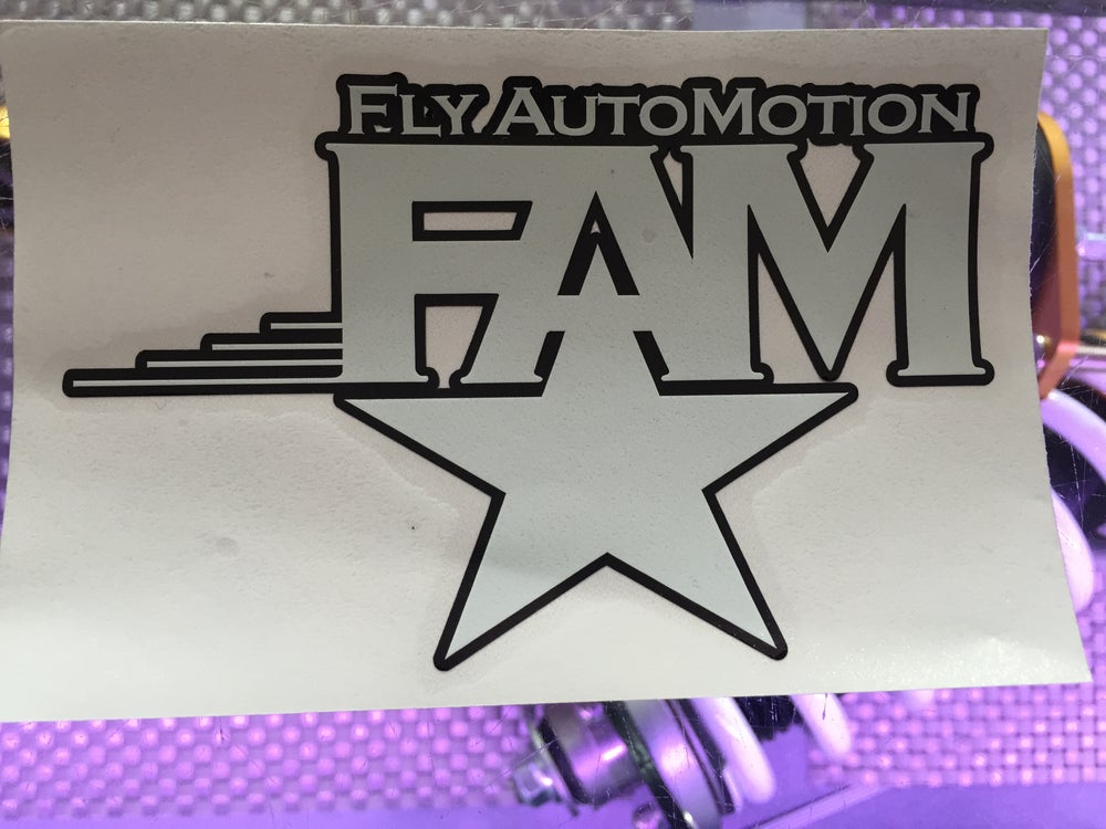 Image of Fly AutoMotion Decals