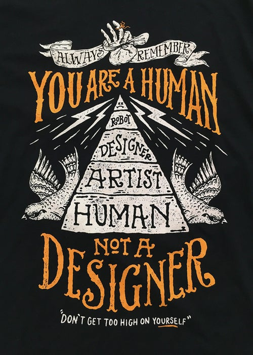 Image of You're A Human