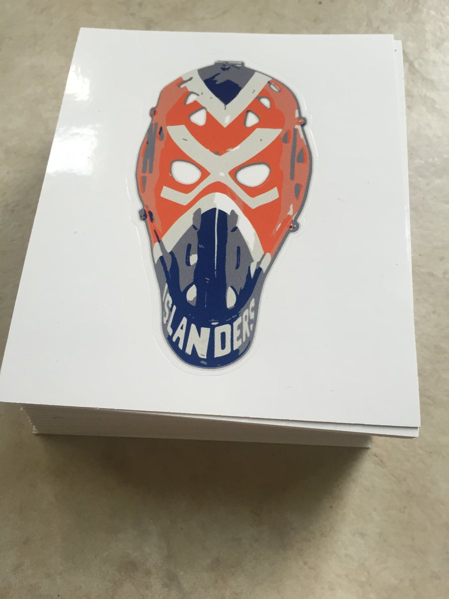 Image of Smitty Mask UV Vinyl sticker