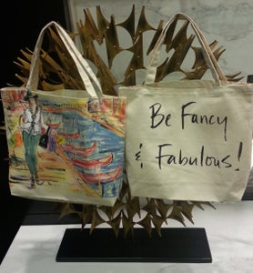 Image of Be Fancy & Fabulous Joanie Tote