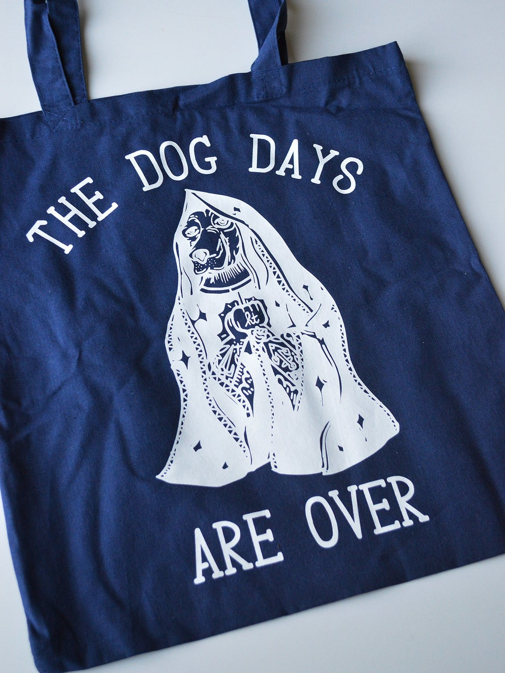 Image of The Dog Days Are Over Tote