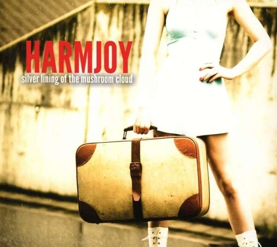 "Image of HARMJOY ""Silver Lining of the Mushroom Cloud"" - full CD album"