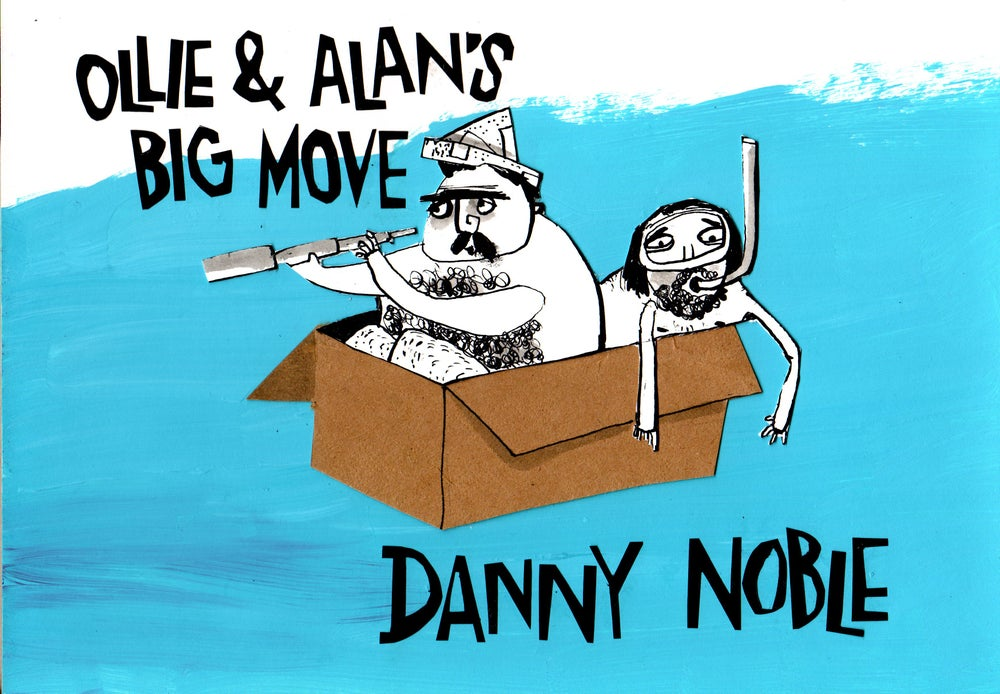 Image of Ollie & Alan's Big Move