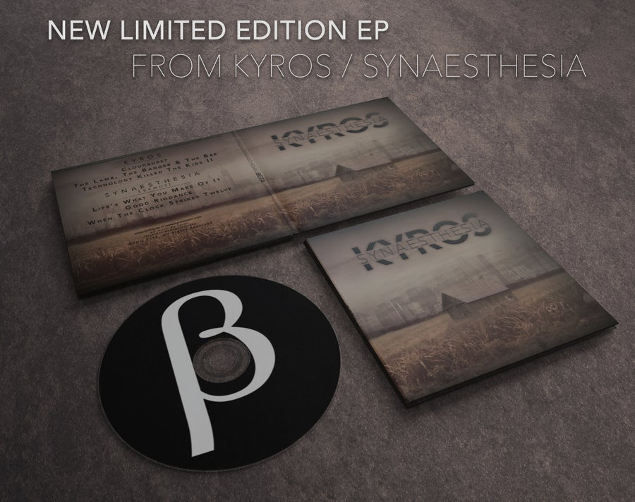 Image of Limited Edition EP - 'BETA'