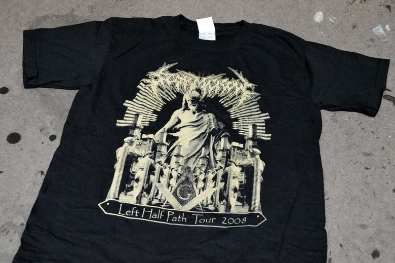 Image of Stormcrow Tour Shirt