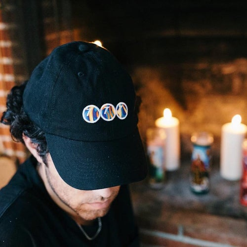 Image of lucid elements |flames| 7ball cap